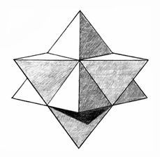 звездный тетраэдр